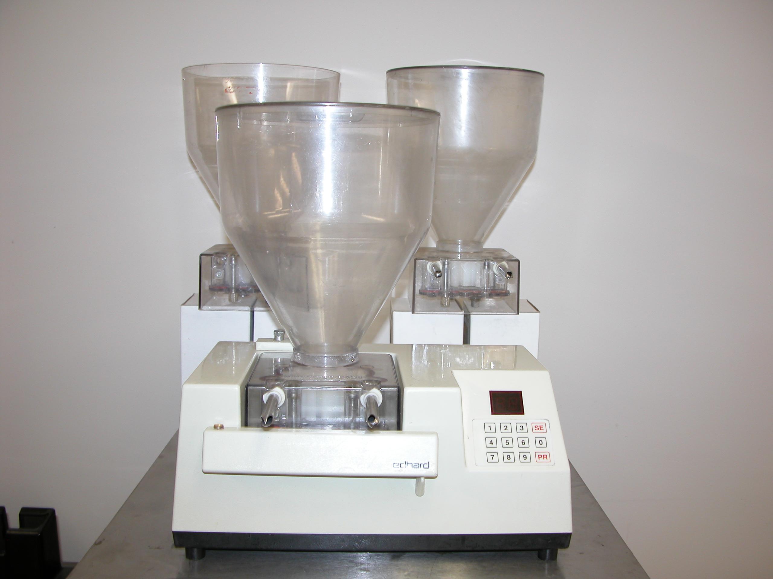 edhard donut filler machine